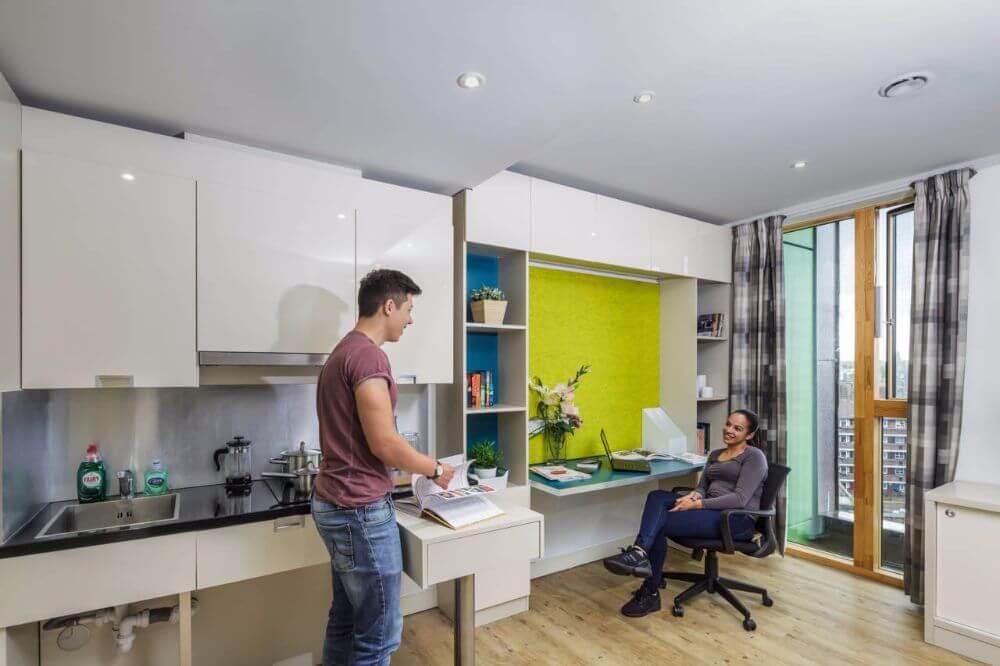Best Accommodation in London University Students